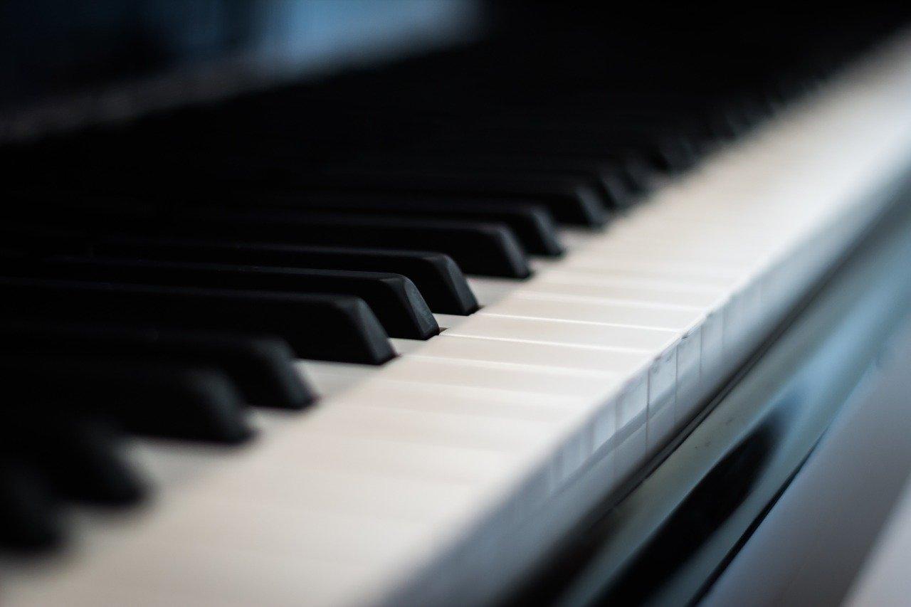 piano, melody, classic